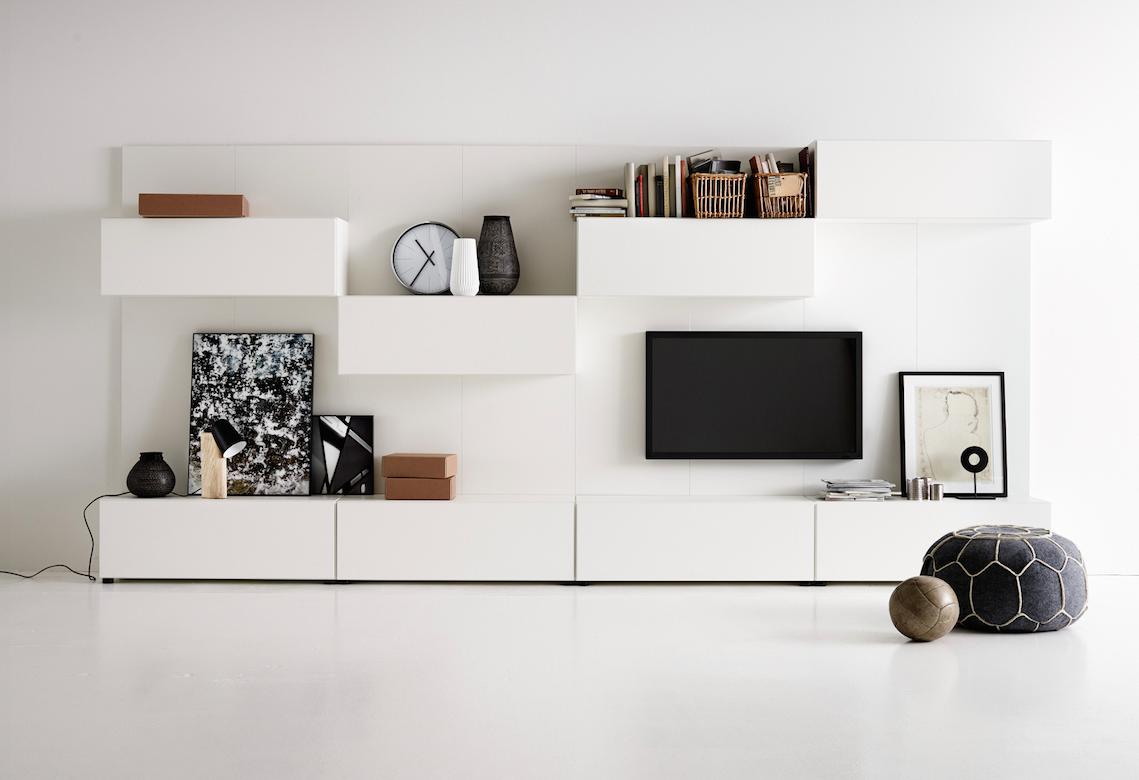 parete-attrezzata-bianca