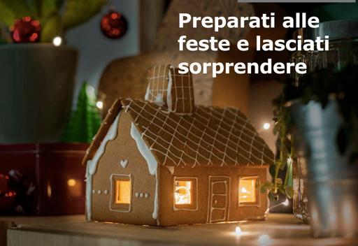 Idee Regalo Natale Ikea.Natale Ikea Catalogo Novita