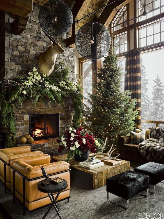 Galleria foto - Natale 2016 colori addobbi di tendenza Foto 1