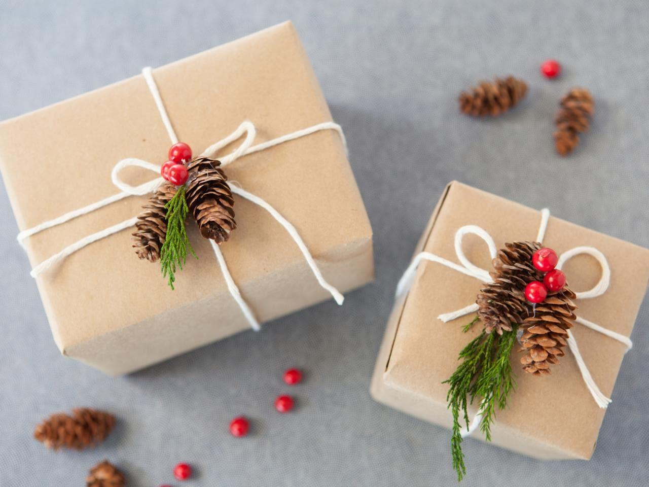 Come Fare Pacchetti Natalizi pacchetti natalizi come impacchettare regali