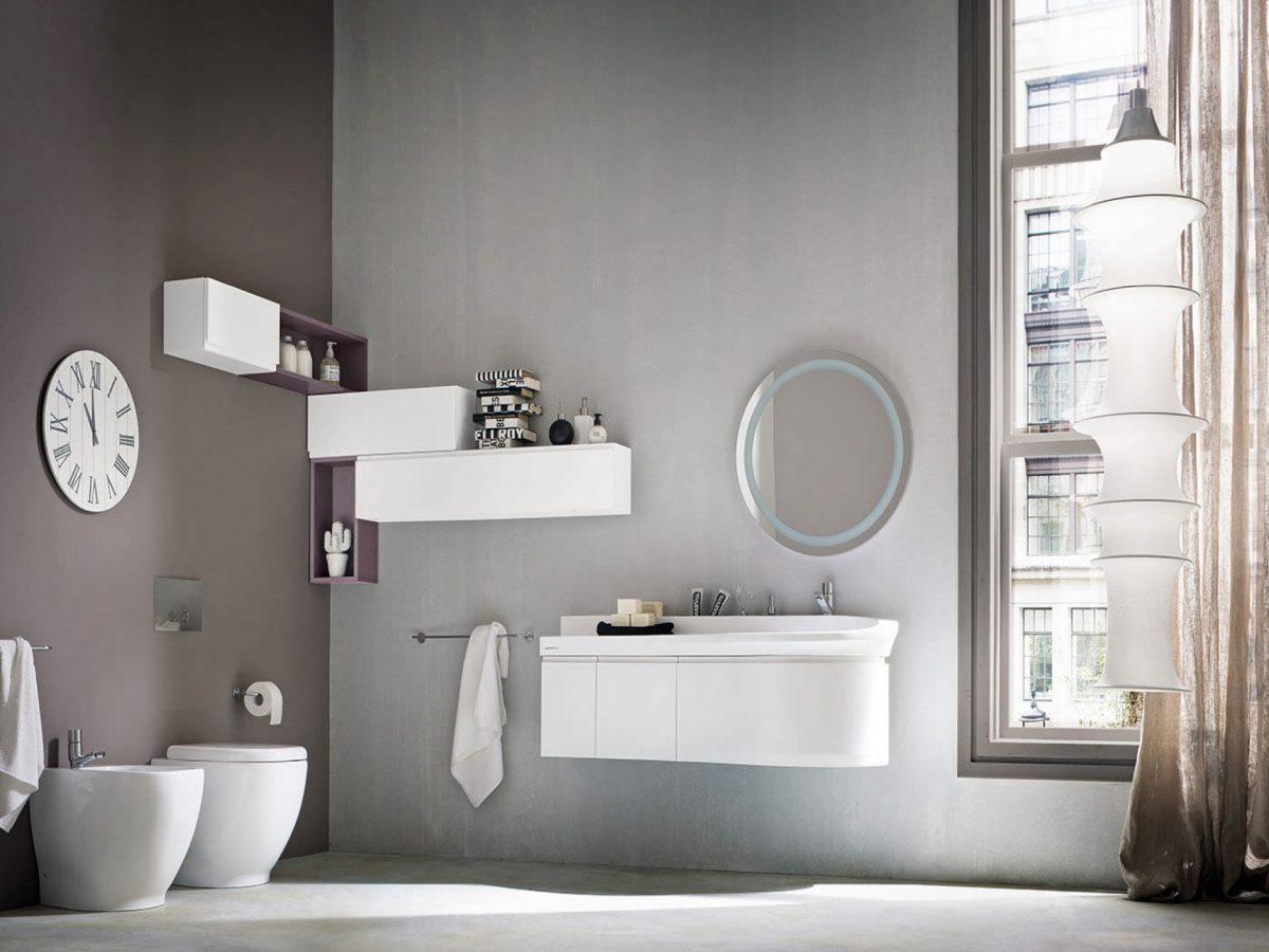 Dipingere le pareti del bagno for Pareti casa design