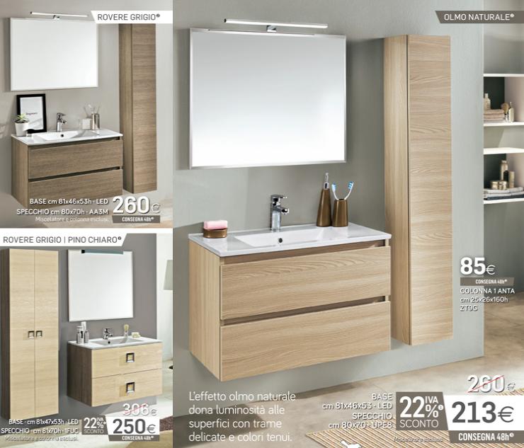 awesome mobili bagno centro convenienza ideas - ameripest.us ... - Arredo Bagno Centro Convenienza