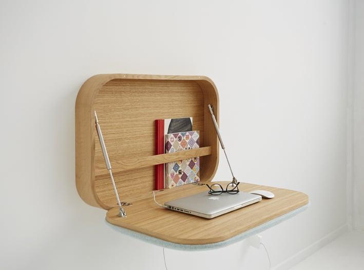 scrivania-da-parete