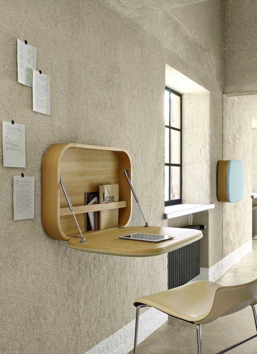 scrivania-parete