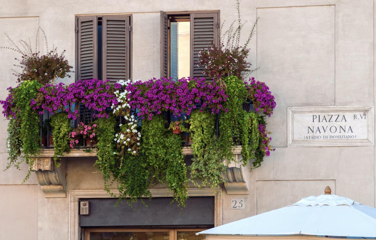 Composizione Vasi Da Balcone balconi fioriti idee foto e segreti