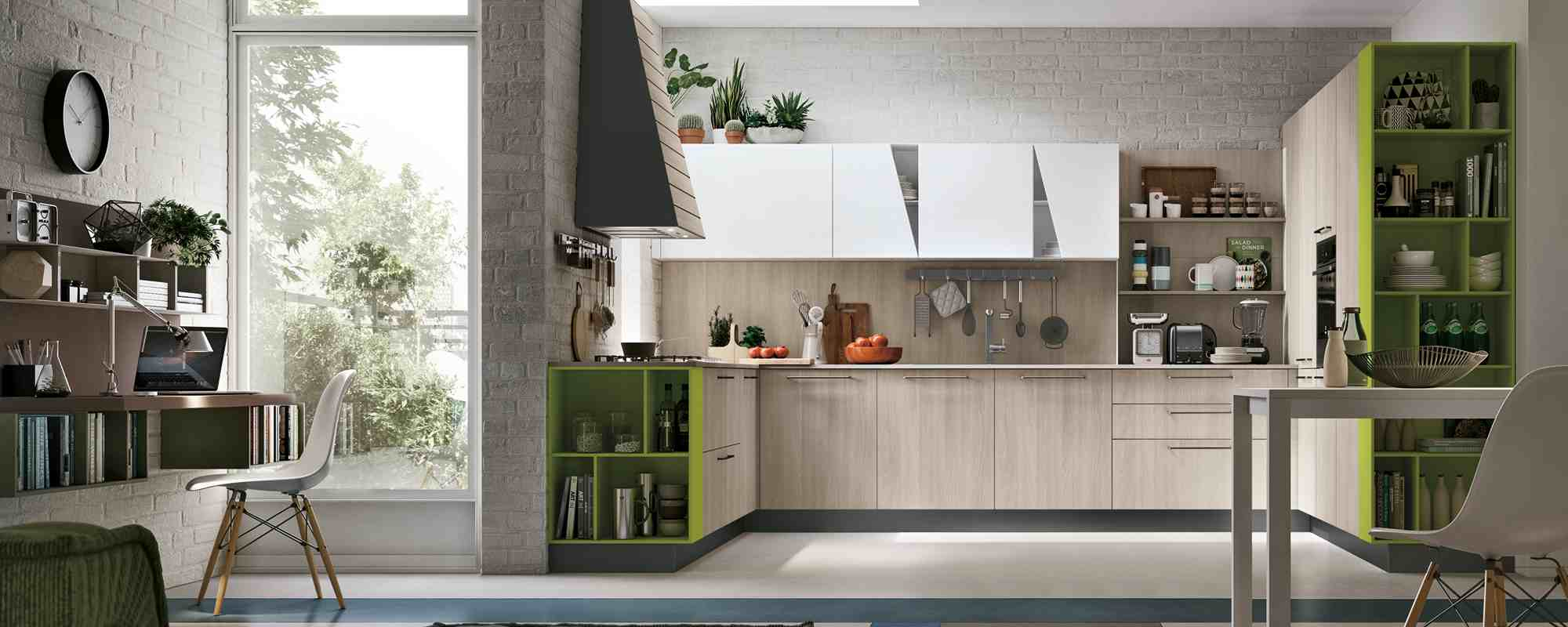 Cucine Stosa 2017