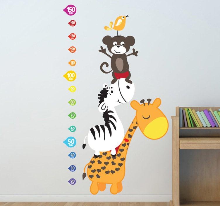 adesivo-bambini-metro-torre-di-animali-5443