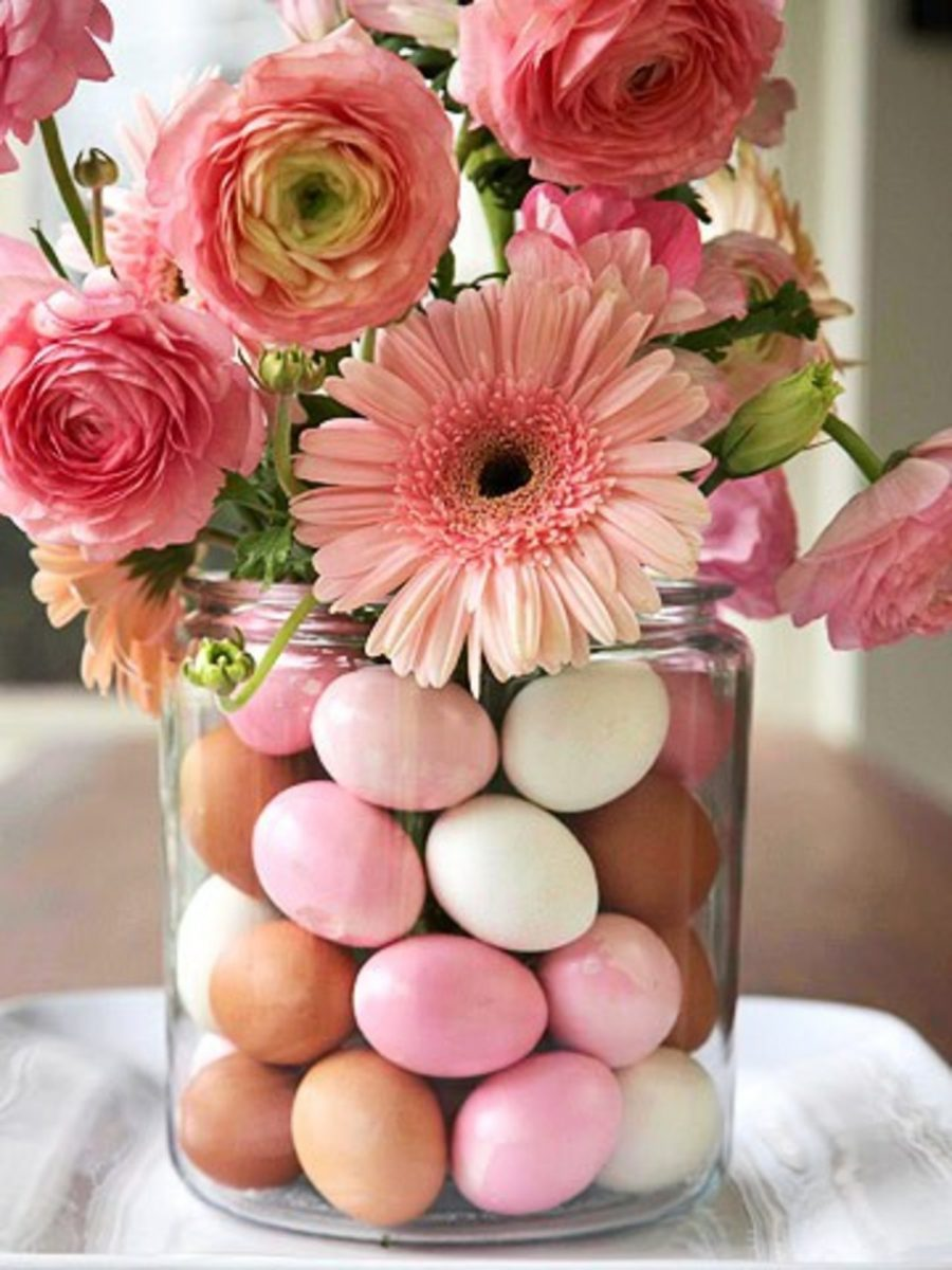 vaso-uova-fiori