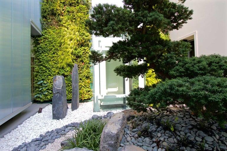 Galleria foto - Giardini esterni verticali Foto 25
