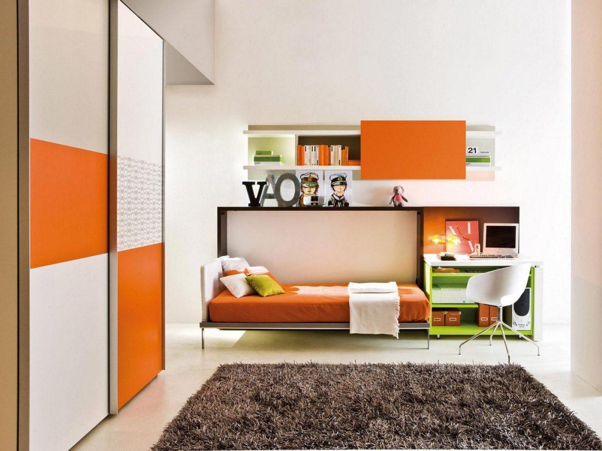Letti a scomparsa design moderno for Design moderno del letto