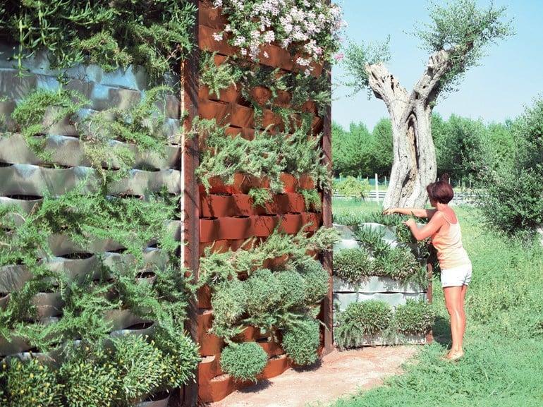 Galleria foto - Giardini esterni verticali Foto 2