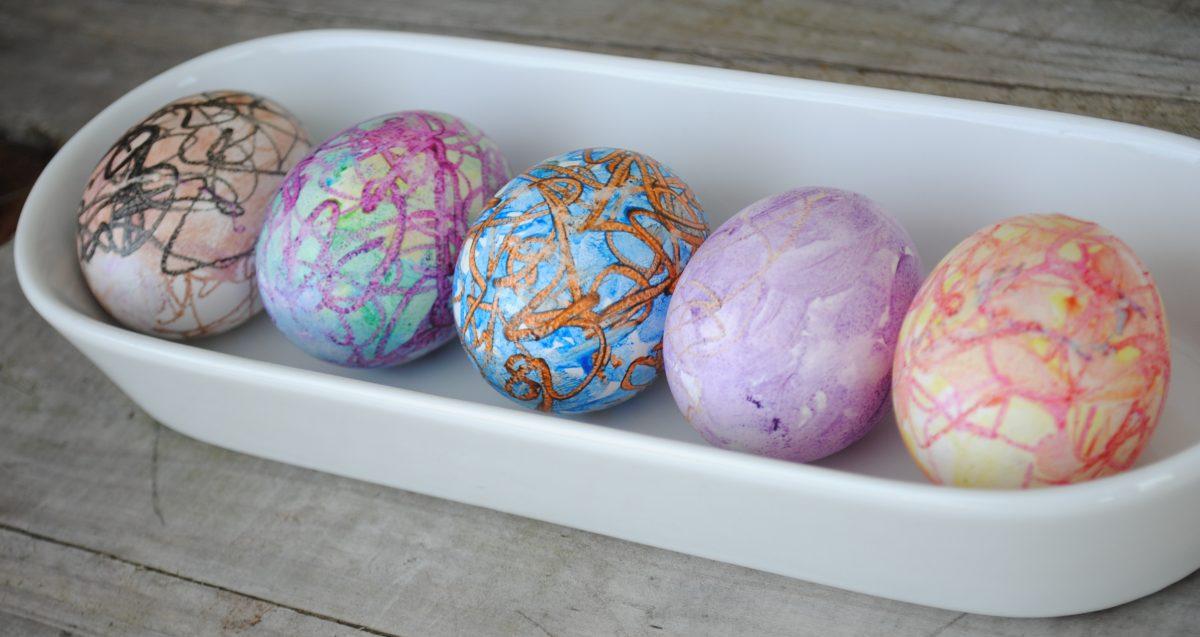 Uova di pasqua fai da te - Uova di pasqua in casa ...
