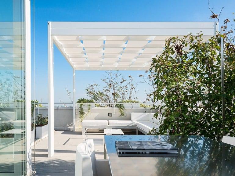 Tende Pergolato Prezzi : Tende da esterni balconi giardini e terrazzi