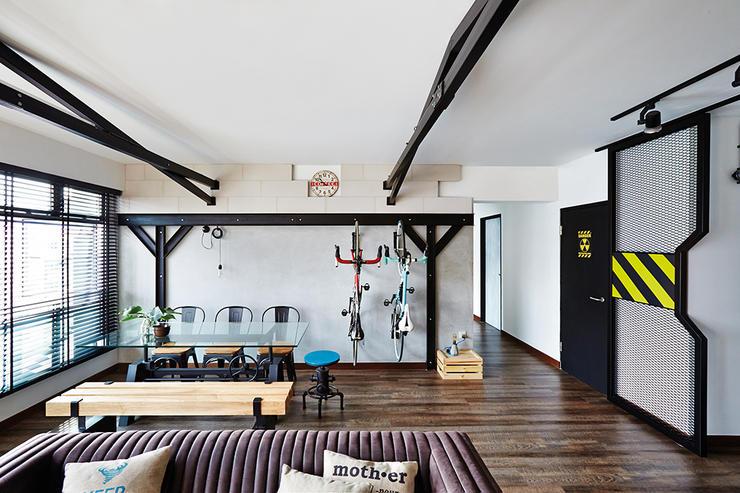 idee-stile-industriale-casa