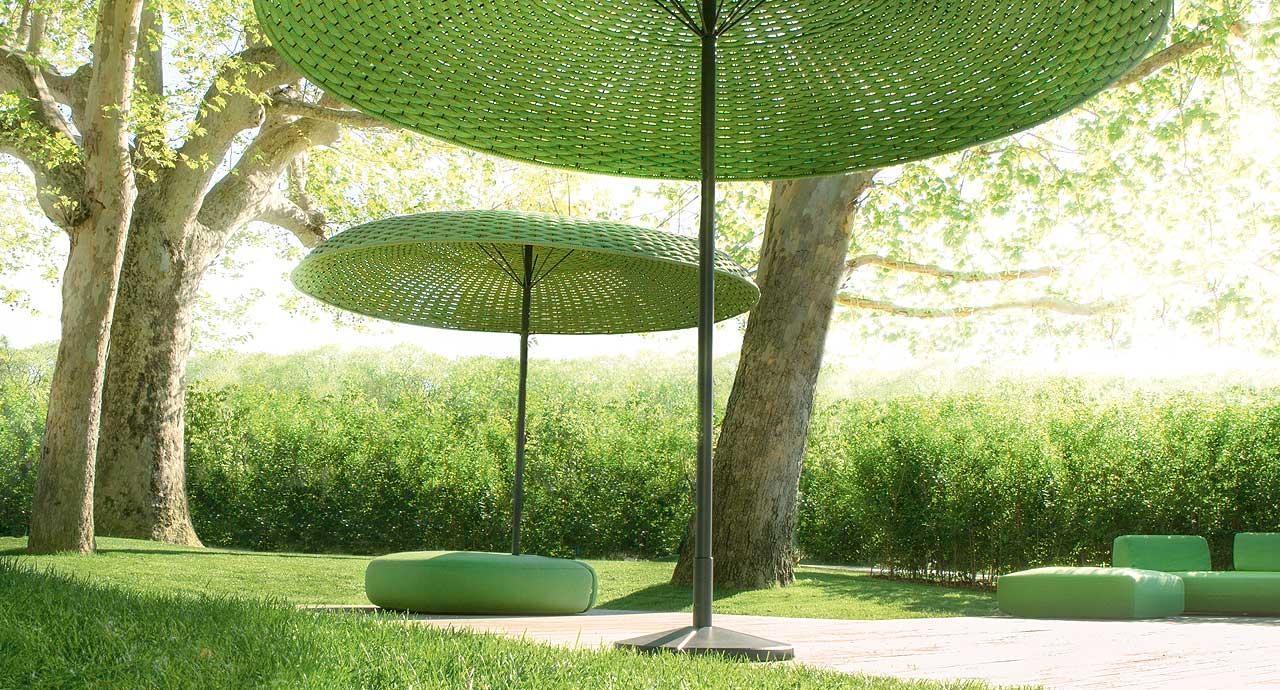 Ombrellone da giardino for Arredo esterno design
