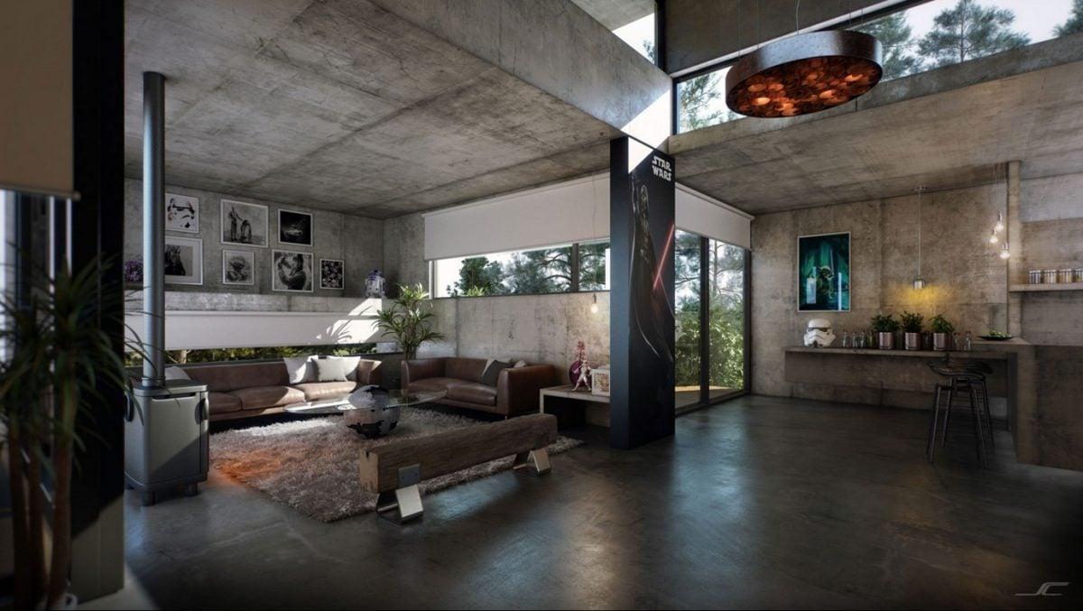 stile-industriale-casa