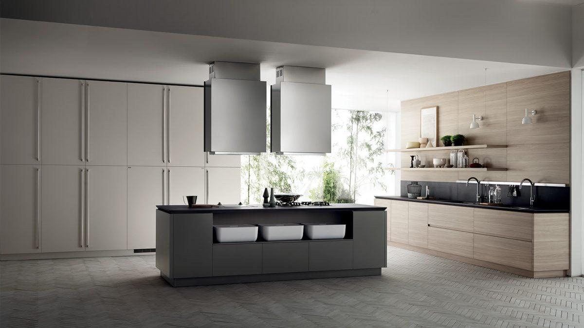 Beautiful Cucina Senza Pensili Pictures - Home Ideas - tyger.us