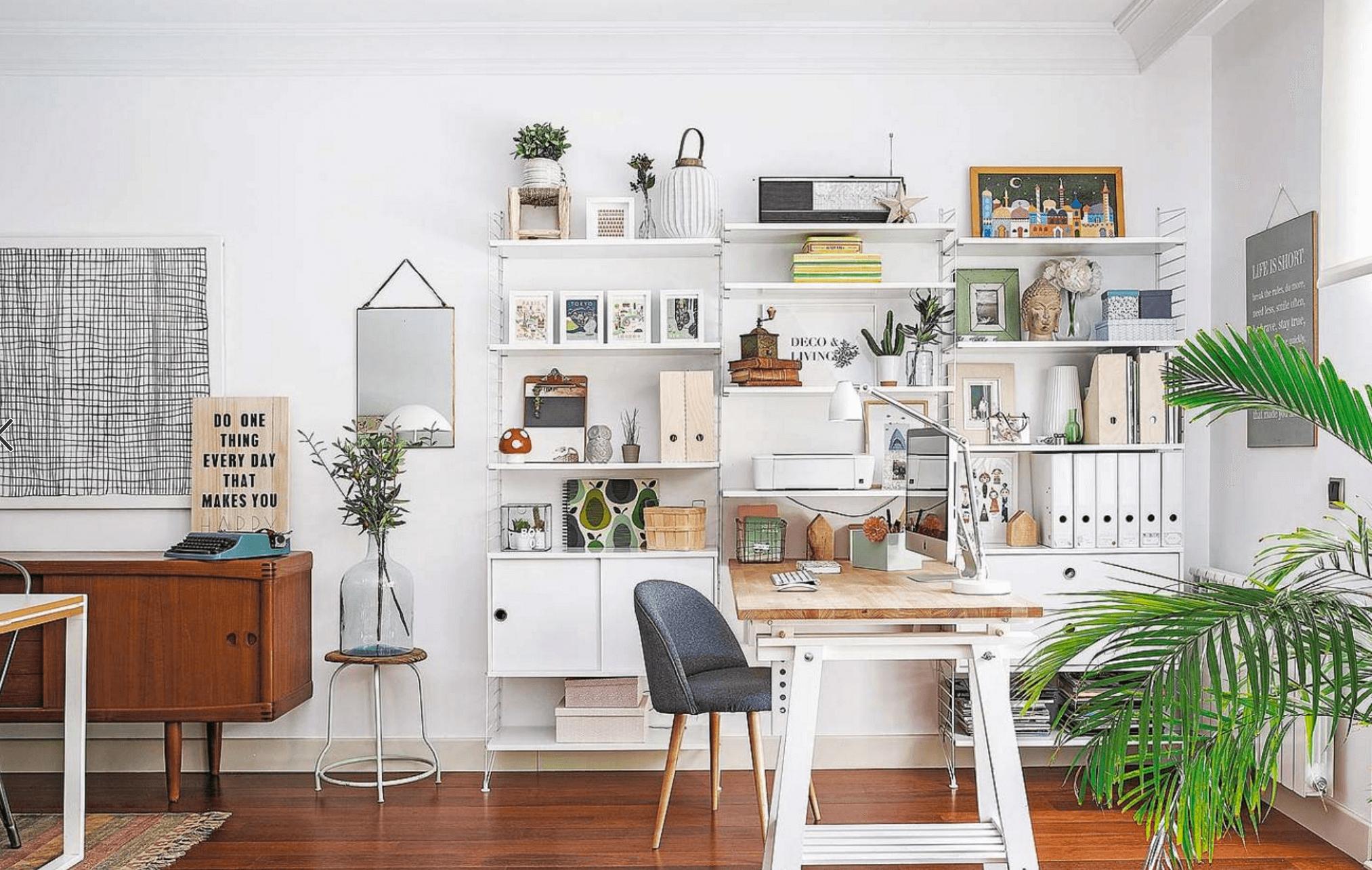 Arredo studio for Uno casa design