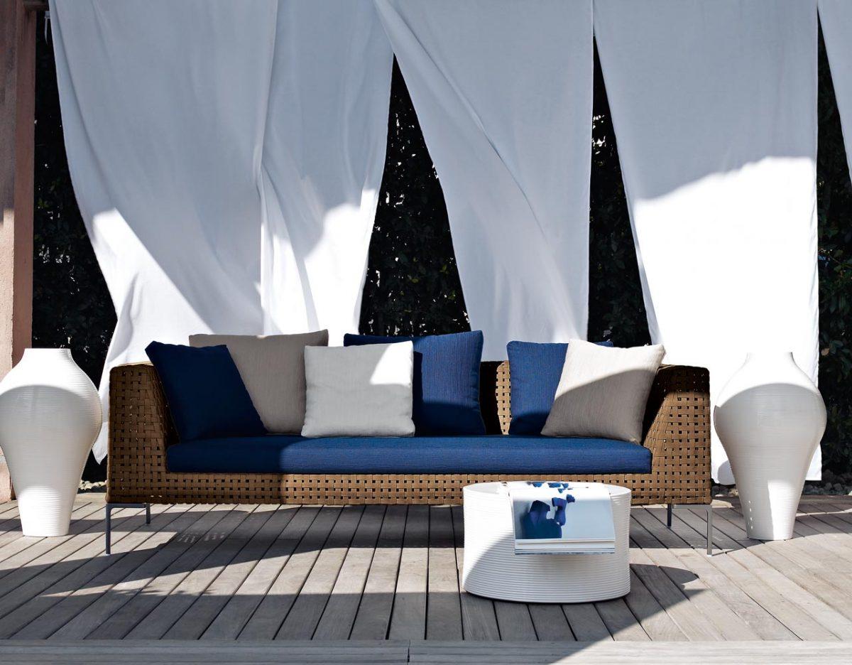 Divani da giardino e terrazzo for Divani da design