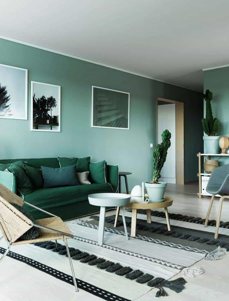Colore verde - Colore per casa ...