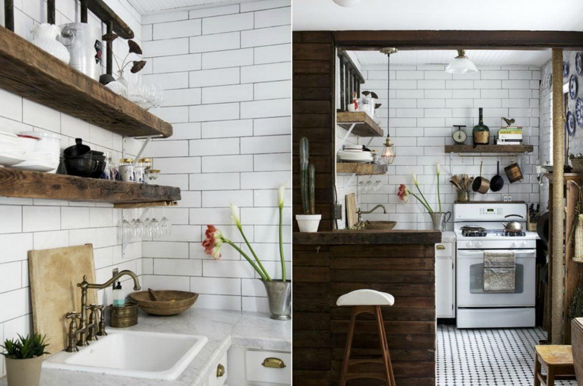 Cucine Vintage: idee arredo