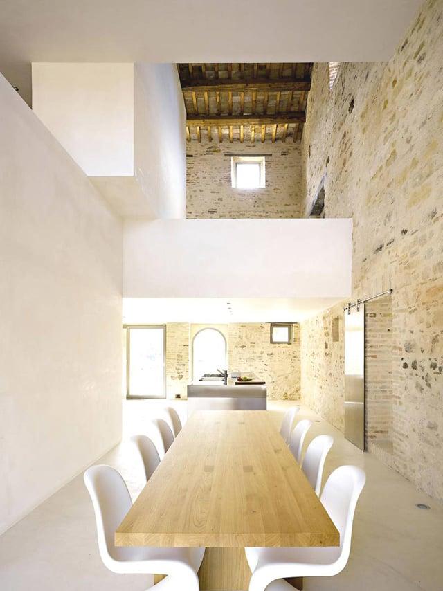 Ristrutturazione casale guida e costi - Costi ristrutturazione casa 130 mq ...