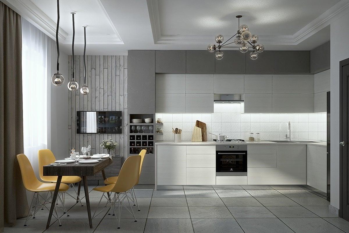 Pitture Per Cucine Moderne. Pitture Moderne Per Interni Idees Con ...