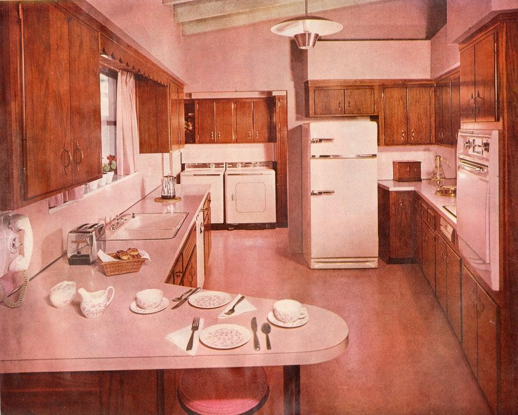 cucina-vintage-color-rosa-antico