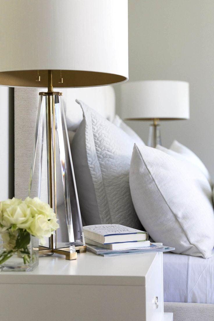 Come illuminare la camera da letto - Tris lumi camera da letto ...