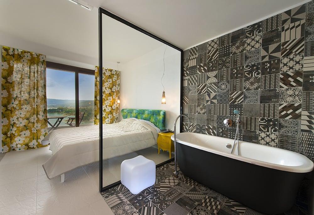 Tendenze interior design 2018 - Bagno arredamento piastrelle ...