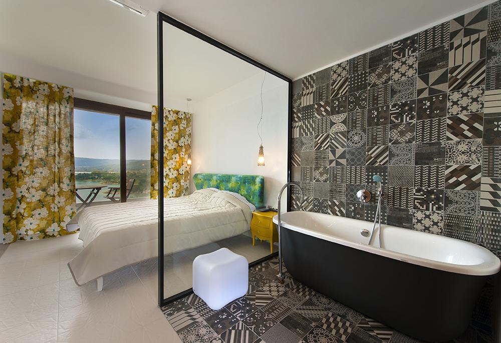 Tendenze interior design 2018 - Bagno stile industriale ...