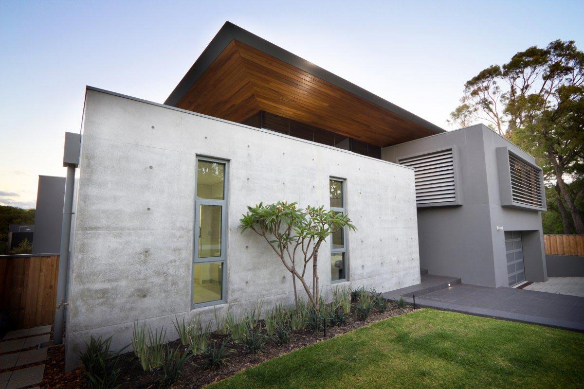 Rivestimento Esterno Casa Moderna : Come abbellire esterno della casa