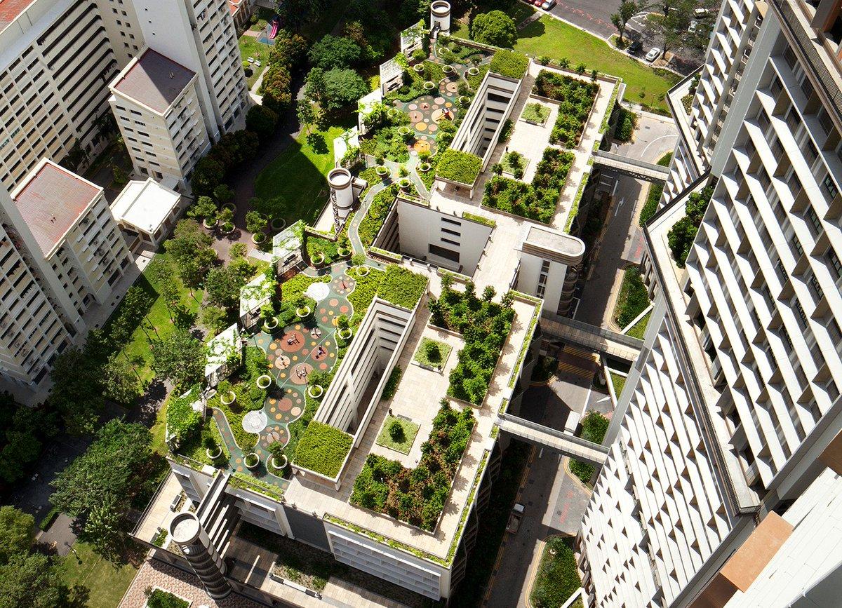 tetto-prefabbricato-verde-grattacielo