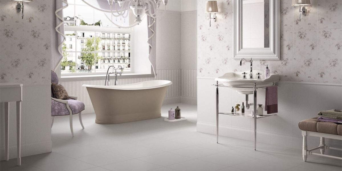 Bagno in stile provenzale - Idee decoro casa ...