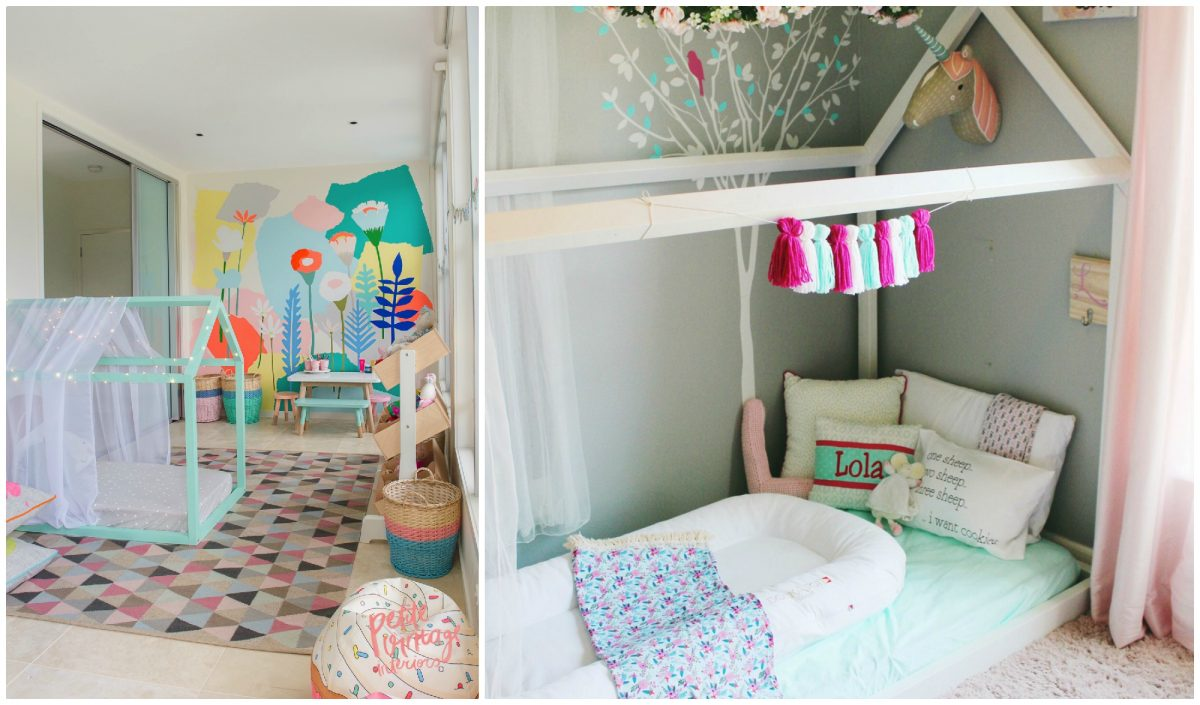 Casa in stile montessori for Casa in stile