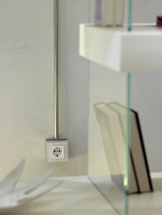 Impianto elettrico a vista - Impianto elettrico in bagno ...