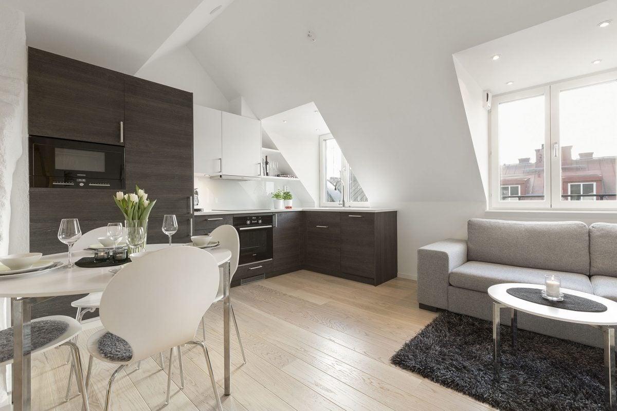 Arredare un appartamento mansardato