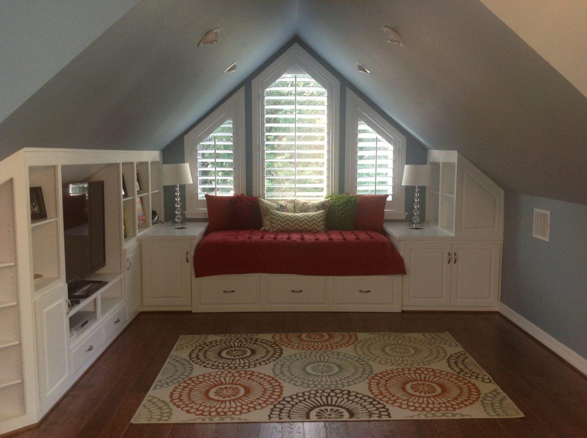 arredamento-mansarda-letto