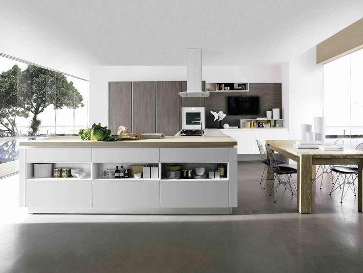 chateau-d-ax-cucina-moderna