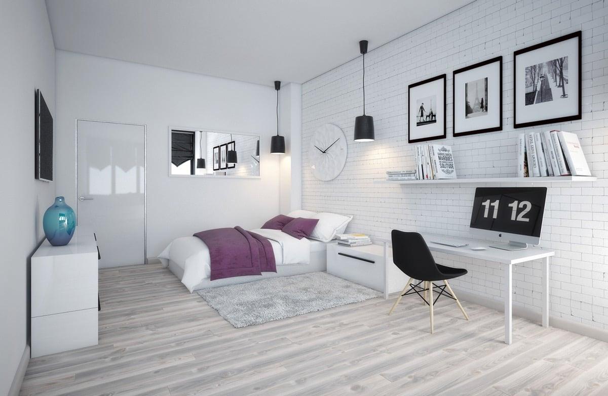 colore-bianco-camera-letto-stile-scandinavo
