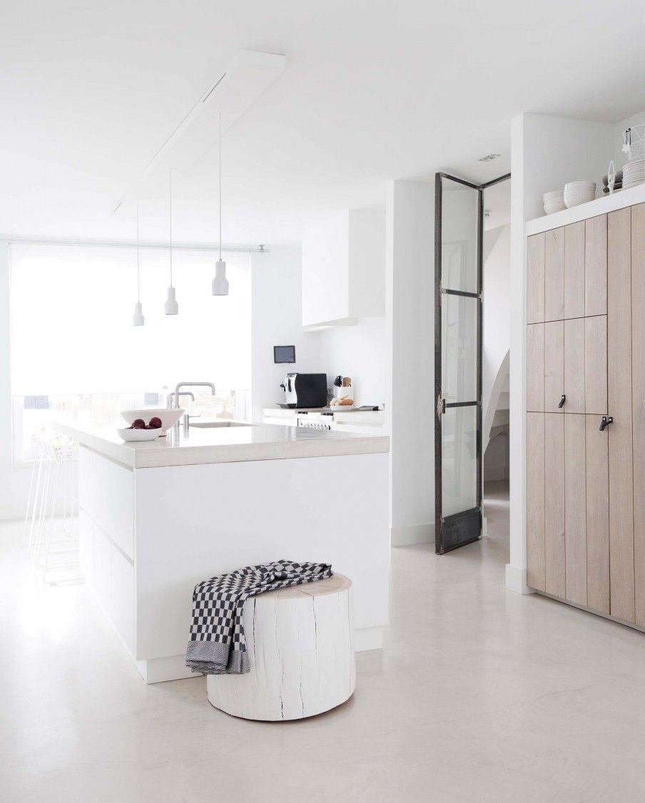 cucina-bianca-moderna