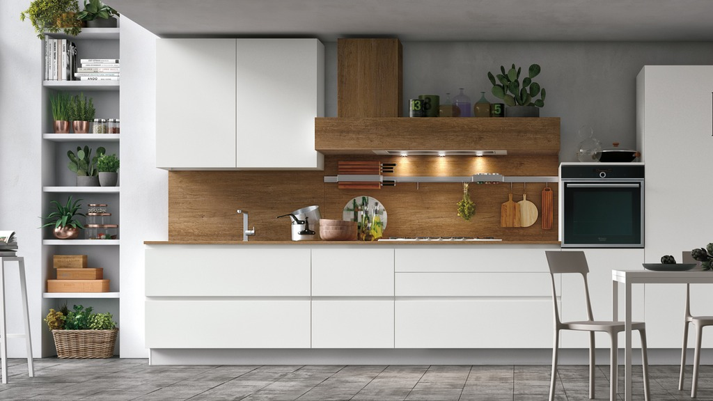 Awesome cucine di ikea pictures home design for Ikea cucina bianca