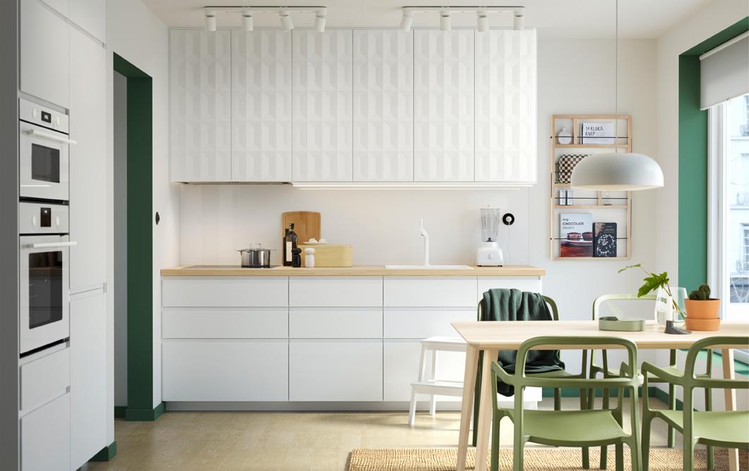 Cucine ikea 2018 - Cucina bianca ikea ...