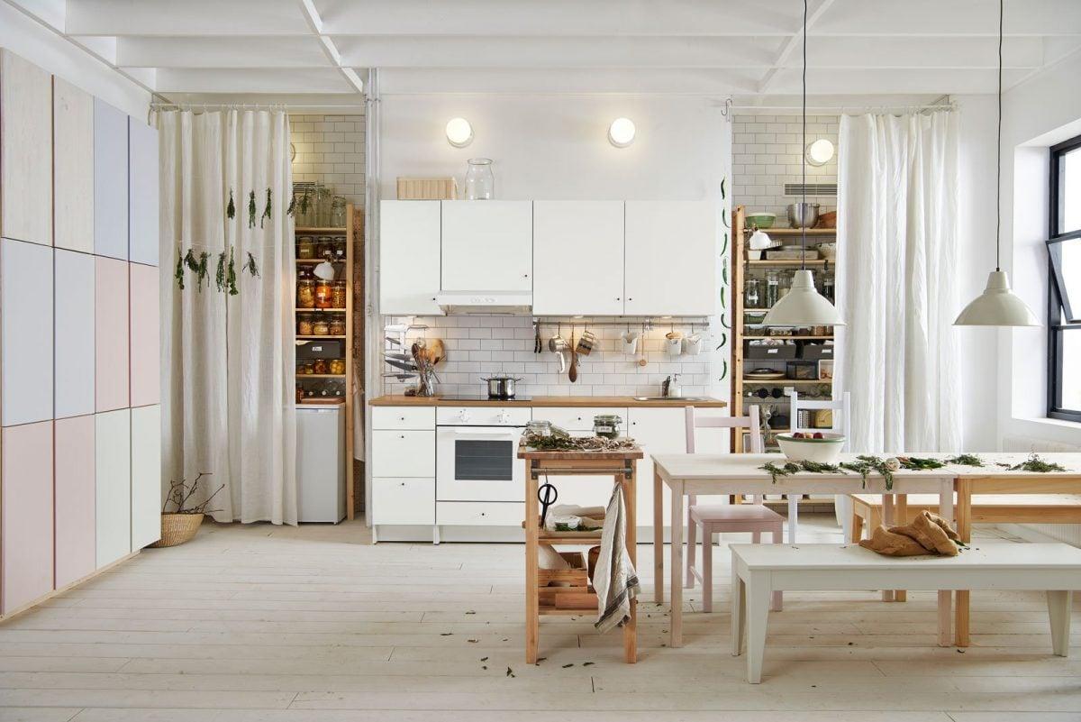Cucine Piccole Ad Angolo Ikea : Cucine ikea