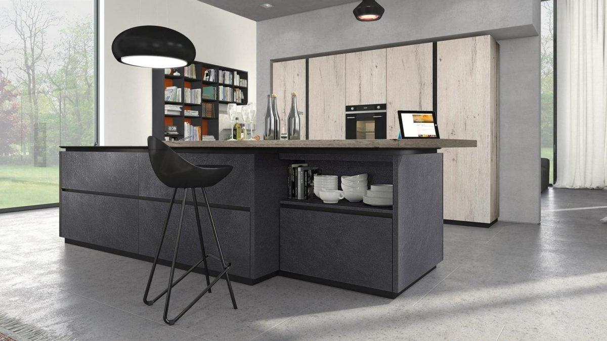 Cucina moderna - Cucine moderne con isola lube ...