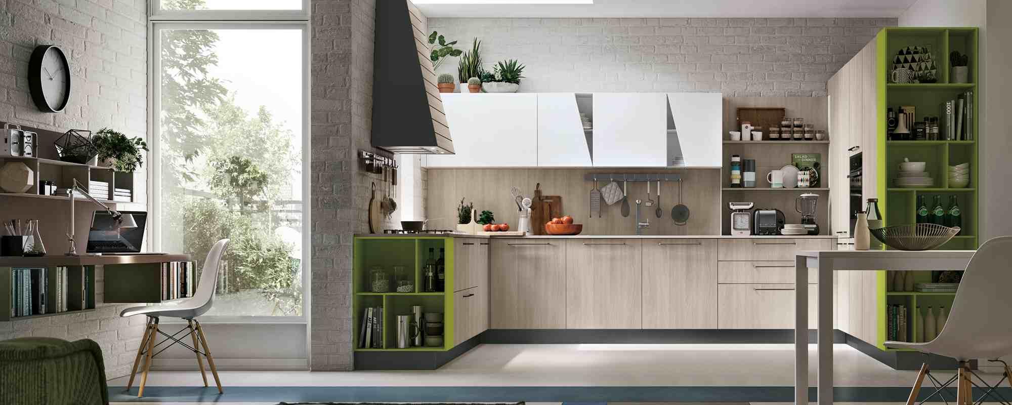 Cucine stosa 2018 - Mobili cucina genova ...