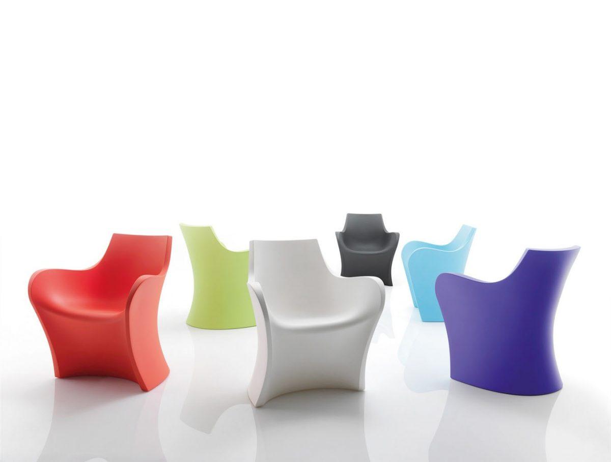 Mobili in plastica - Sedie plastica design ...