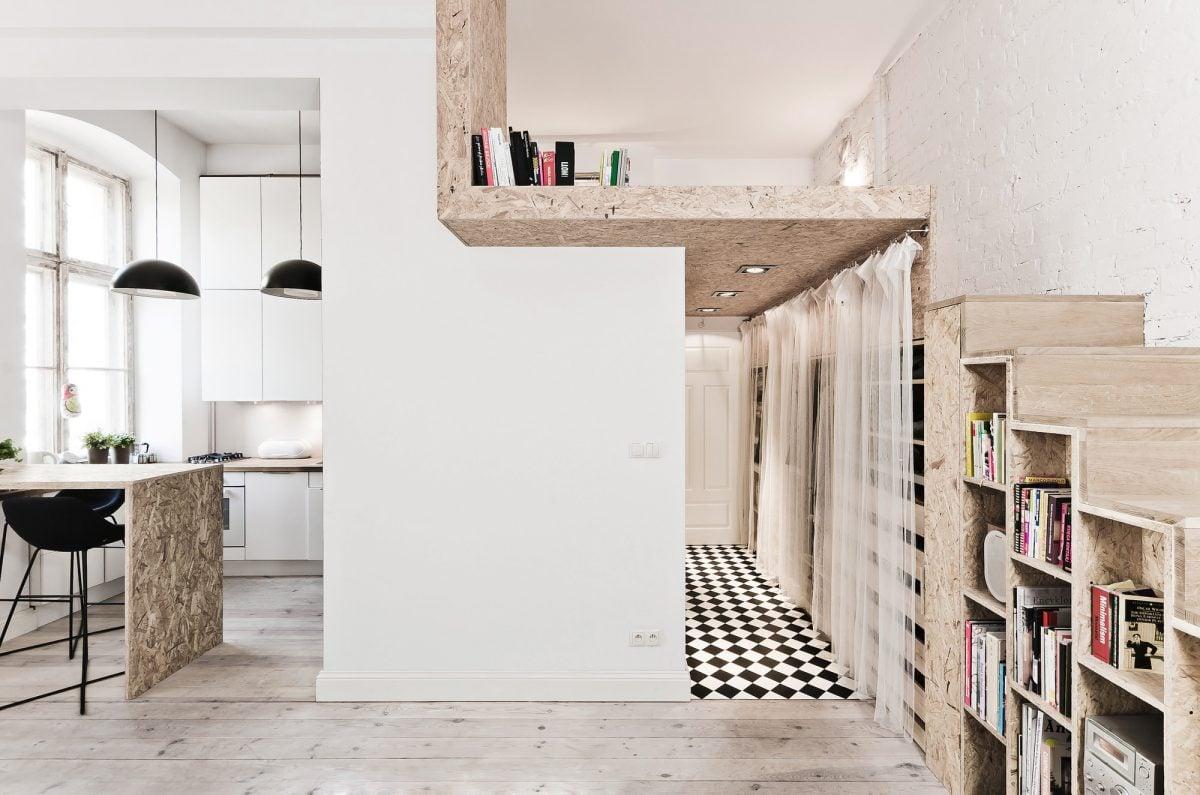 31 soluzioni con soppalco per nuovi spazi in casa for Soppalco d arredo