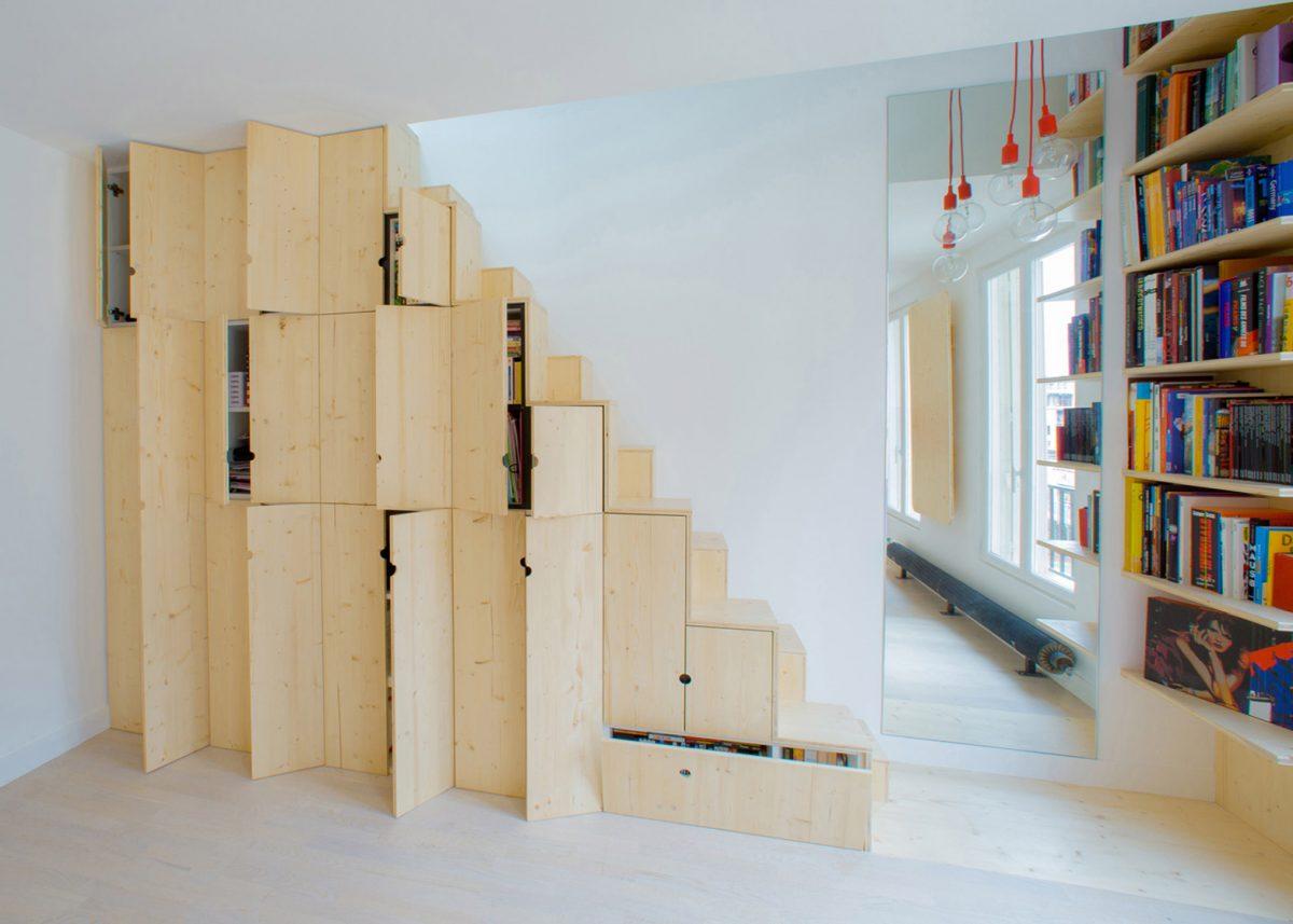soluzioni-salvaspazio-sottoscala-legno