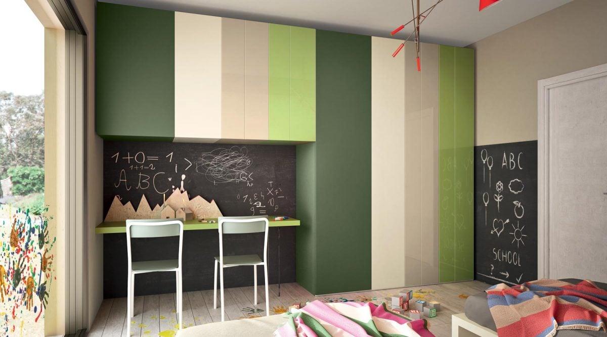 Armadio A Muro Design armadi per camerette